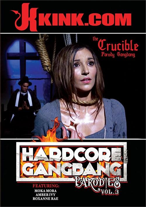 Hardcore Gangbang Parodies #3 DVD