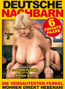Deutsche Nachbarn #2 DVD