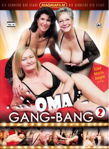 Oma Gang-Bang #2