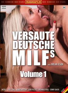 Versaute Deutsche MILFs #1 DVD
