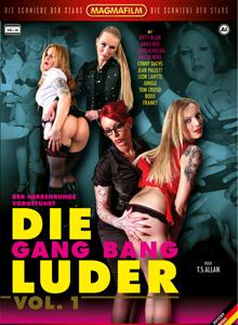 Die Gangbangluder DVD