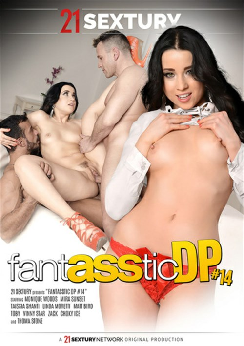 Fantasstic DP #14 DVD