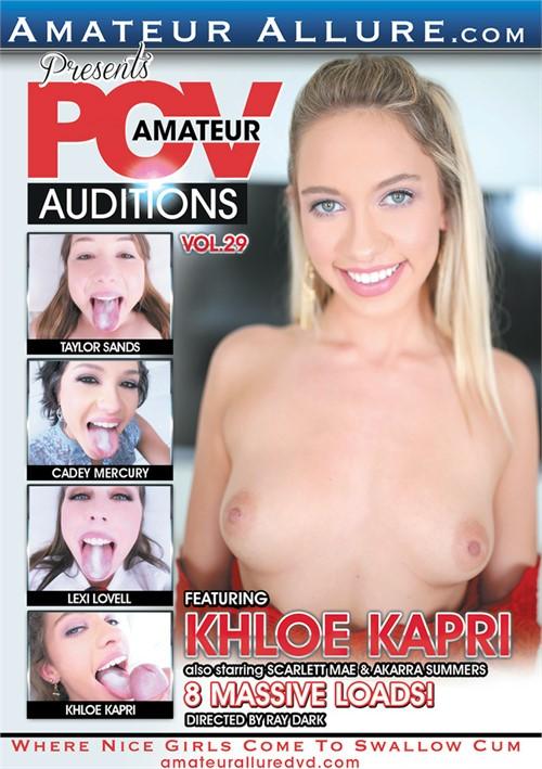 POV Amateur Auditions #29