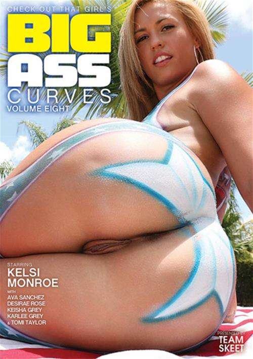 Big Ass Curves #8