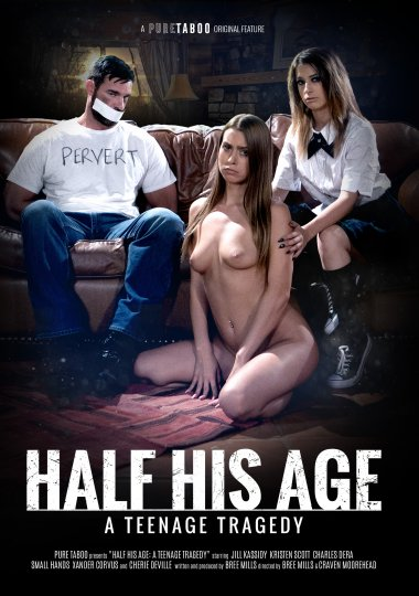 Half His Age - A Teenage Tragedy DVD
