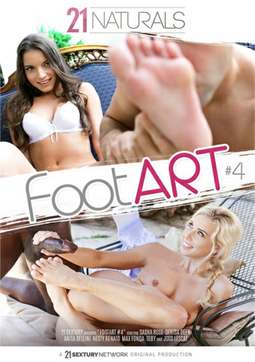 Foot Art #4