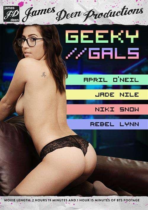 Geeky Gals DVD
