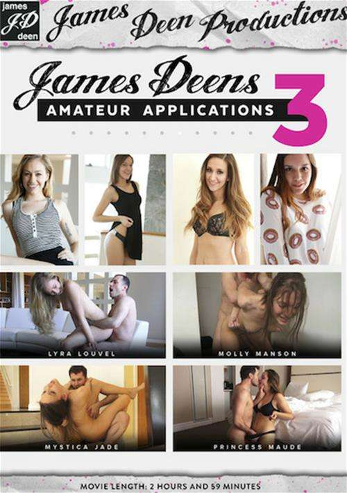 James Deen's Amateur Applications #3