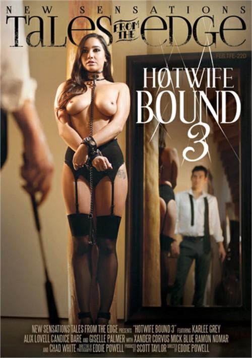 Hotwife Bound #3 DVD
