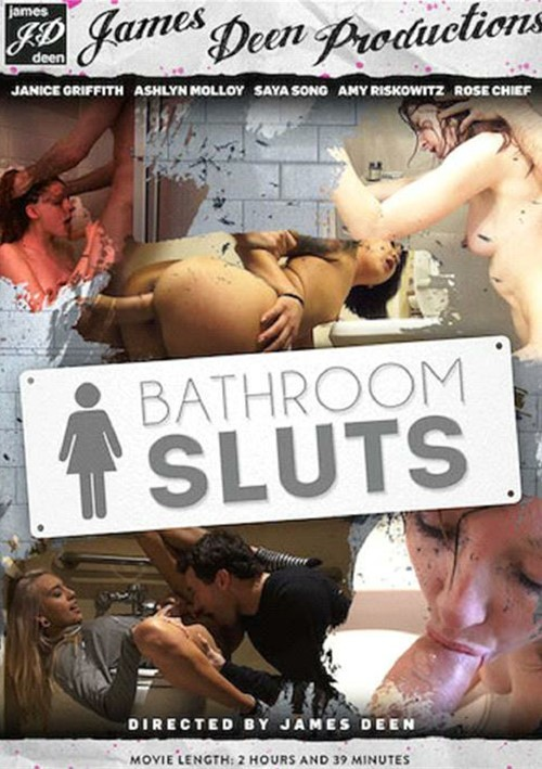 Bathroom Sluts DVD