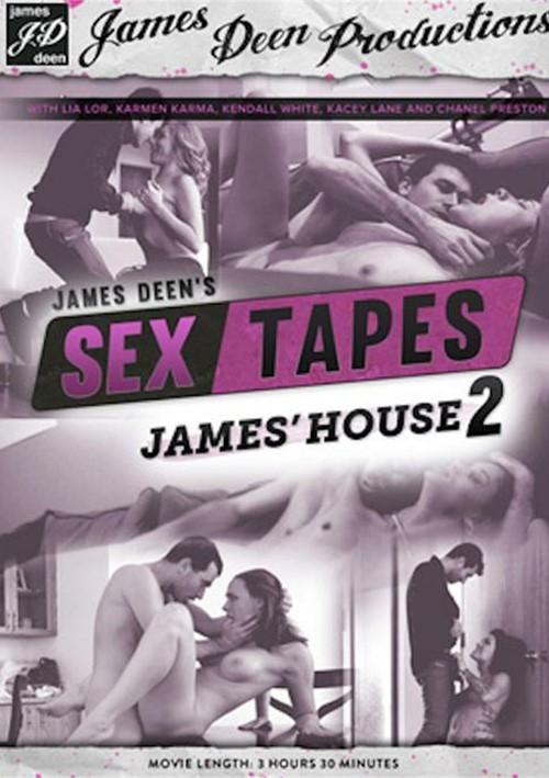 James Deen's Sex Tapes: James' House #2 DVD