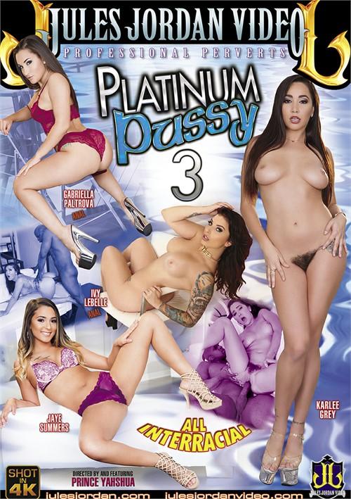 Platinum Pussy #3 DVD