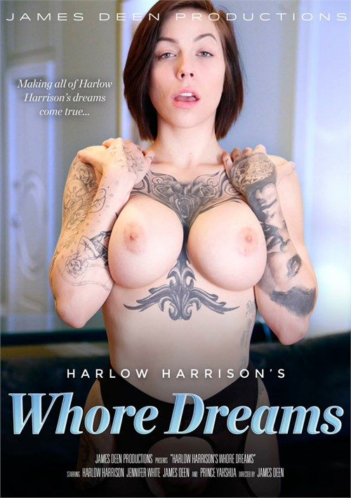 Harlow Harrison's Whore Dreams DVD