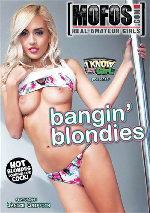 Bangin' Blondies DVD