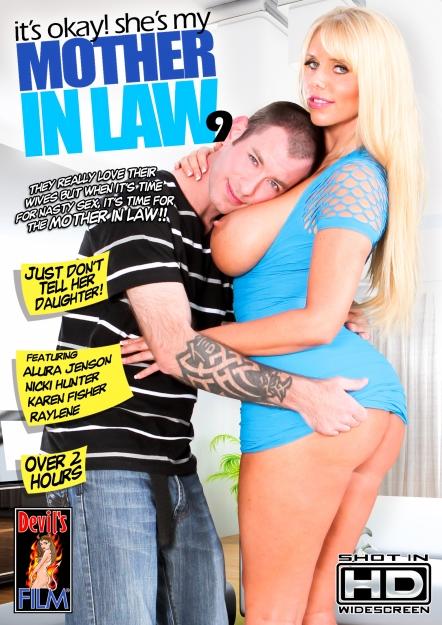 It's Okay She's My Mother In Law #09 DVD