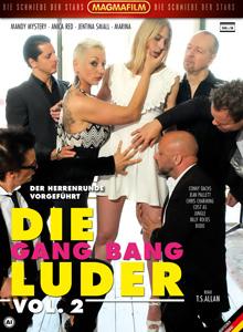 Die Gangbangluder #2 DVD