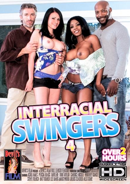 Interracial Swingers #04 DVD