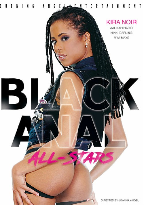 Black Anal All-Stars