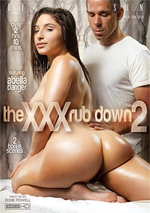 The XXX Rub Down #2 DVD