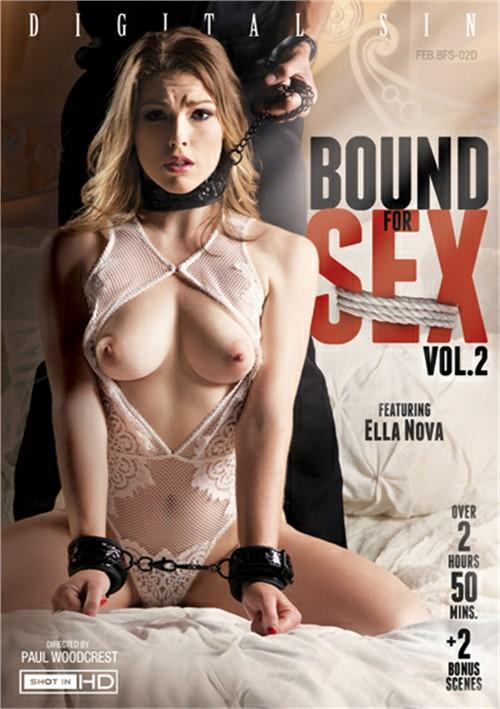 Bound For Sex #2 DVD