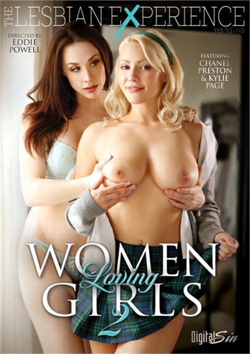 Women Loving Girls #2 DVD