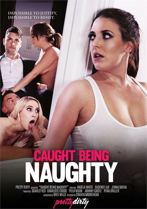 Caught Being Naughty DVD