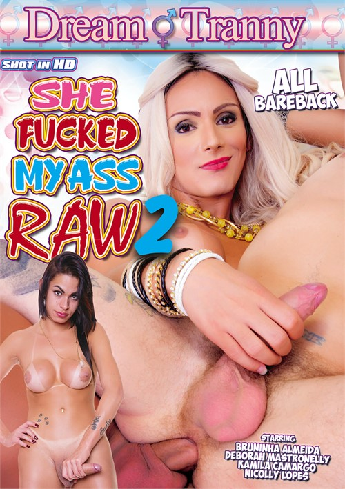 She Fucked My Ass Raw #2