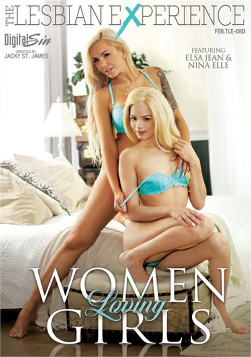 Women Loving Girls DVD