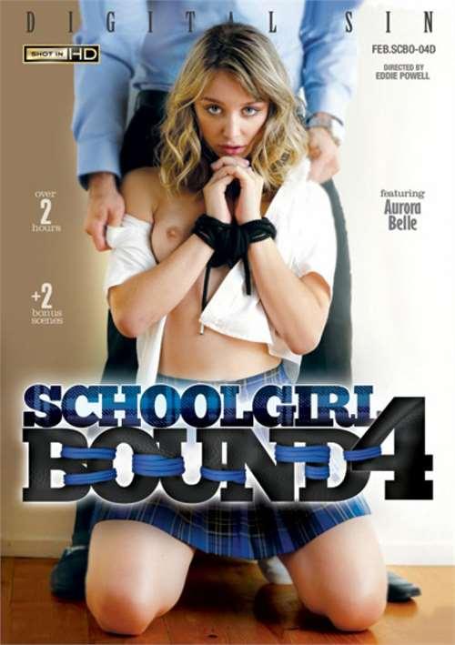 Schoolgirl Bound #4 DVD