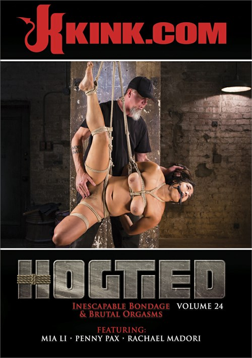 Hogtied #24 DVD