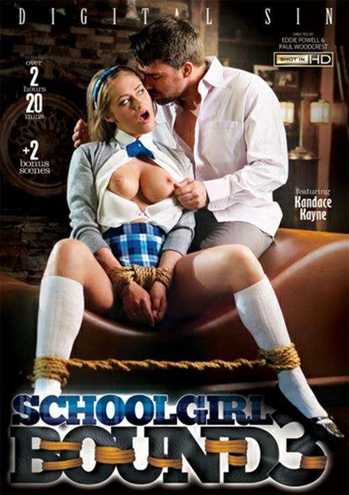 Schoolgirl Bound #3 DVD