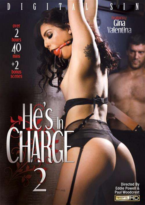 He's In Charge #2 DVD
