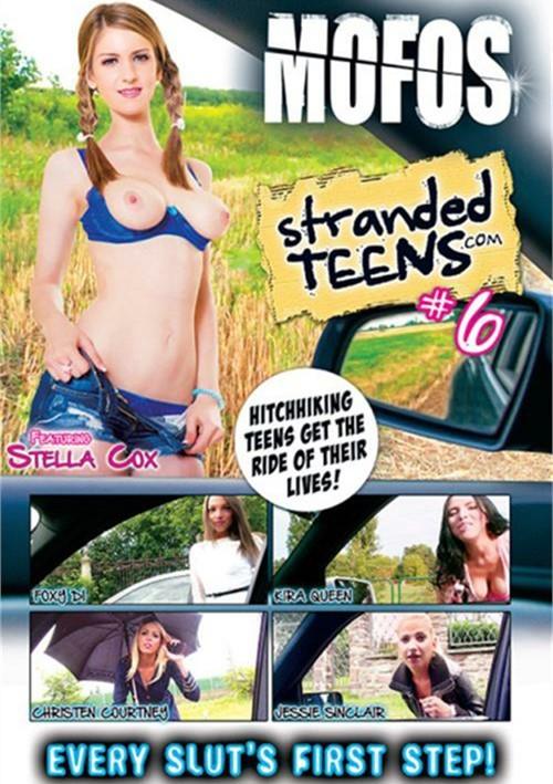 Stranded Teens #6 DVD