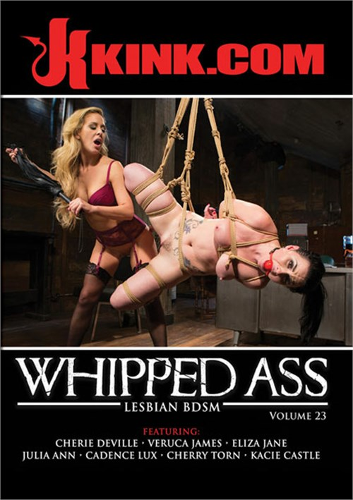 Whipped Ass #23 DVD