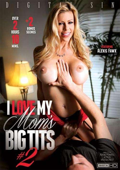 I Love My Mom's Big Tits #2 DVD