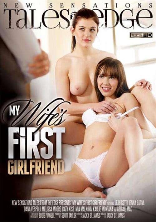My Wife's First Girlfriend DVD