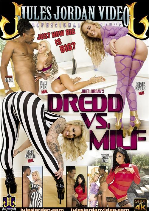 Dredd Vs. MILF DVD