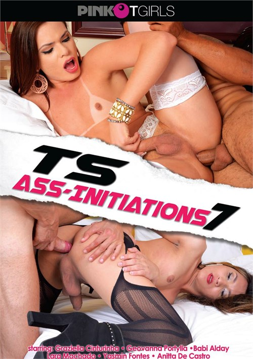 TS Ass-Initiations #7