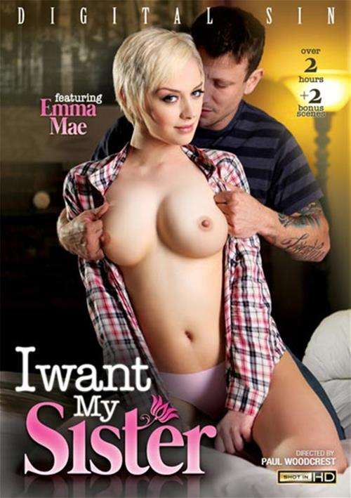 I Want My Sister DVD