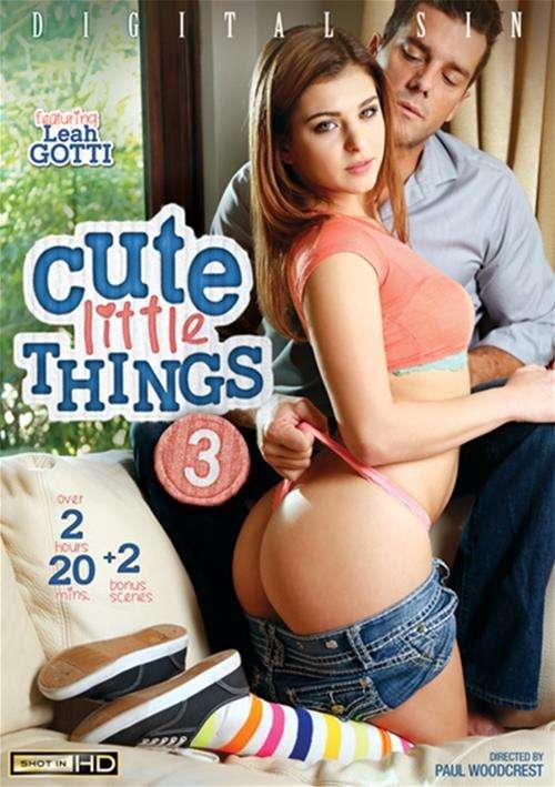 Cute Little Things #3 DVD
