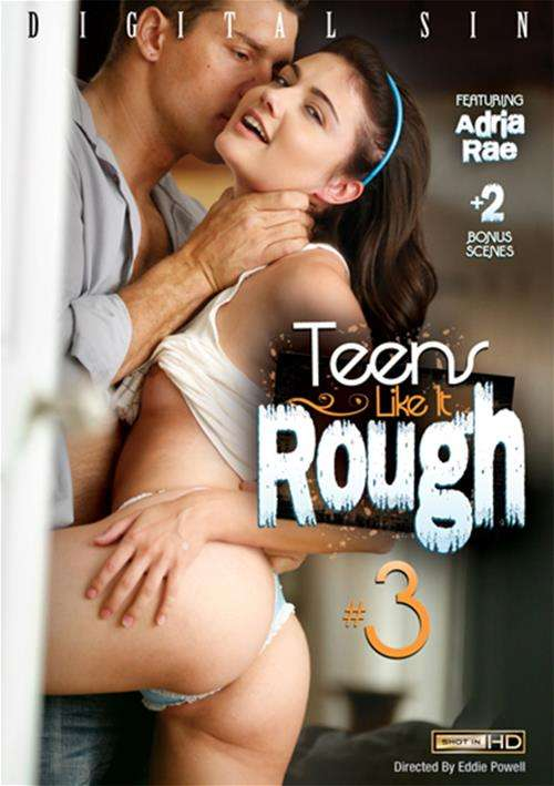 Teens Like It Rough #3 DVD