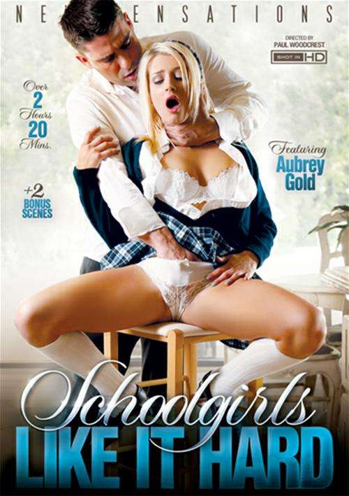 Schoolgirls Like It Hard DVD
