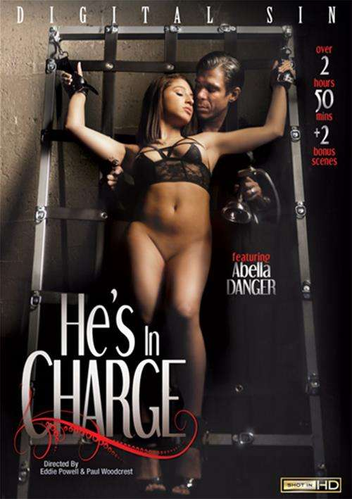 He's In Charge DVD