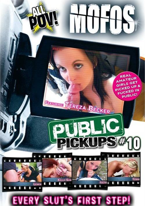 Public Pickups #10 DVD