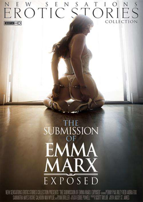 The Submission of Emma Marx: Exposed DVD