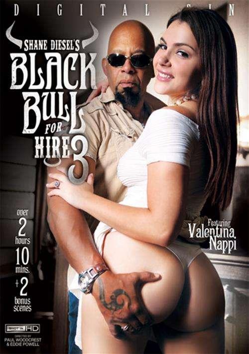 Shane Diesel's Black Bull For Hire #3 DVD
