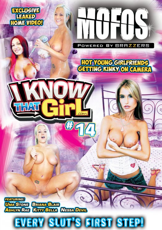 I Know That Girl #14 DVD