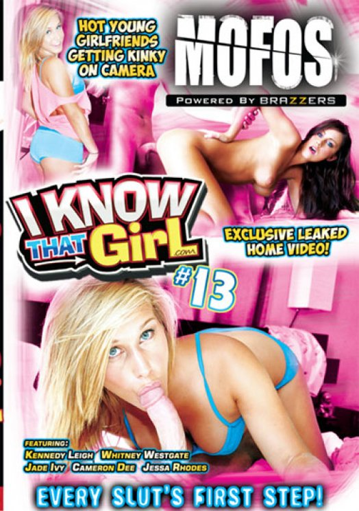 I Know That Girl #13 DVD