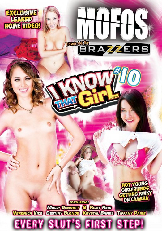 I Know That Girl #10 DVD