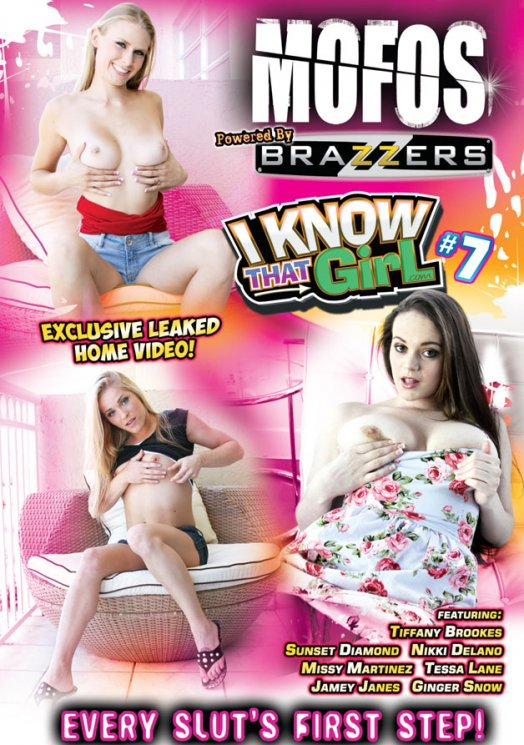 I Know That Girl #7 DVD